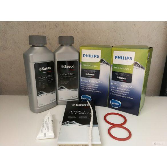 Philips Saeco karbantartó készlet,jelenleg hiánycikk,után gyártott elérhető