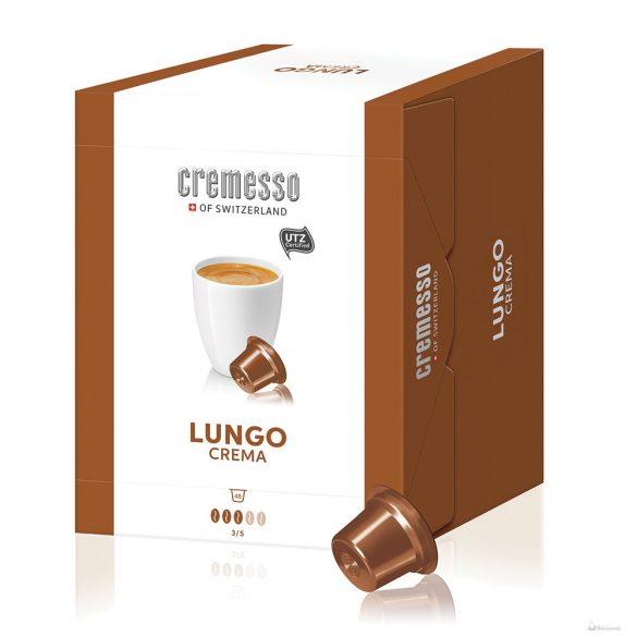 Cremesso Lungo CREMA  XXL kávé kapszula 48 db.átmeneti készlethiány
