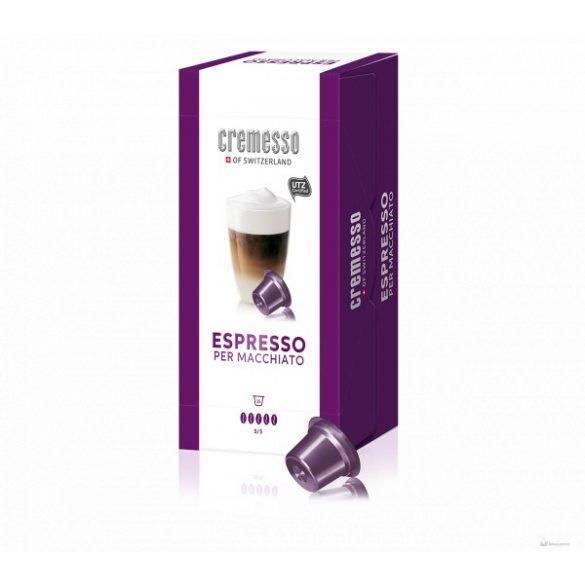 Cremesso Espresso Per Macchiato kávé kapszula