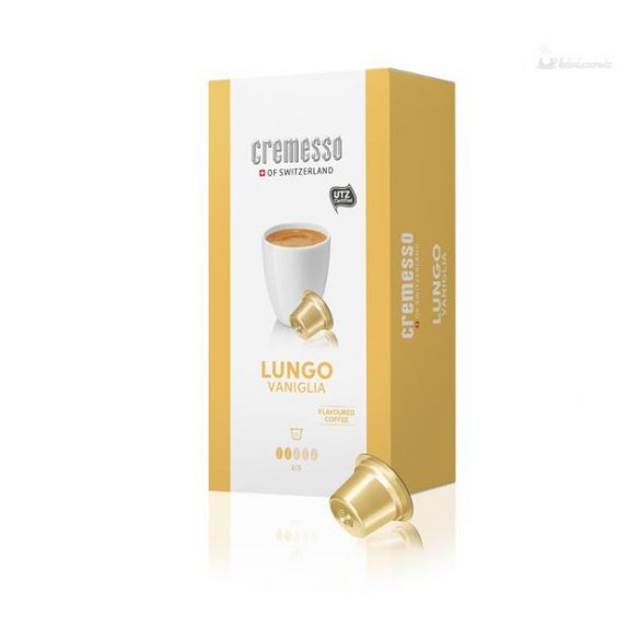 Cremesso Lungo Vaniglia kávé kapszula