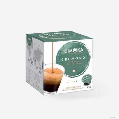 Gimoka Cremoso Dolce Gusto kávékapszula 16x7gr.