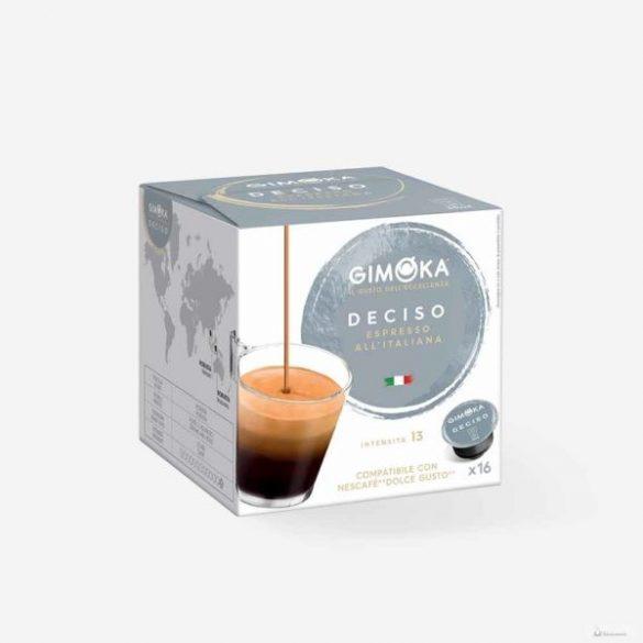 Gimoka Deciso Dolce Gusto kávékapszula 16x7gr.
