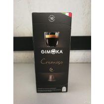 Gimoka Cremoso Nespresso kávékapszula 10X5,5 gr.