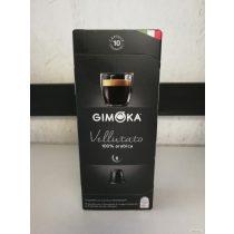 Gimoka Vellutato Nespresso kávékapszula 10X5,5 gr.