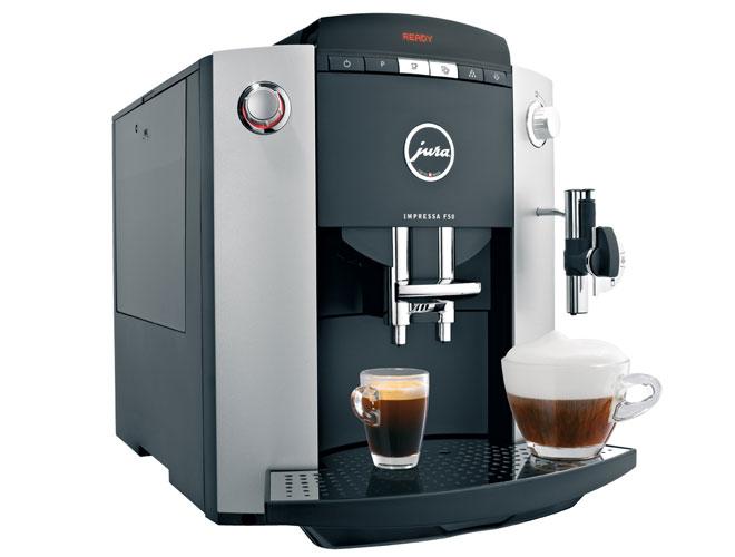 Jura F50 napi 30-50 kávéhoz