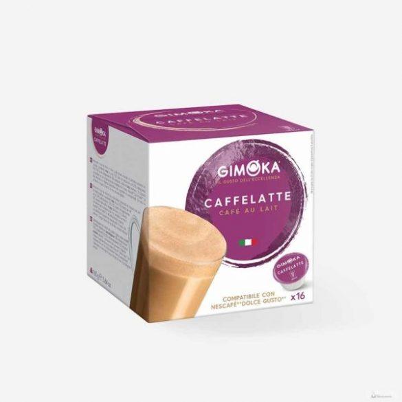 Gimoka Caffe Latte Dolce Gusto kávékapszula 16x10gr. átmenetileg nem kapható