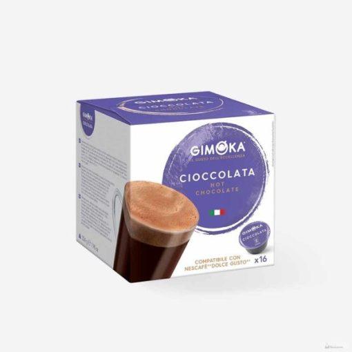 Gimoka Cioccolata Dolce Gusto csoki kapszula 16db