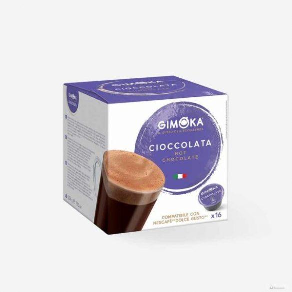 Gimoka Cioccolata Dolce Gusto csoki kapszula 16x14 gr.