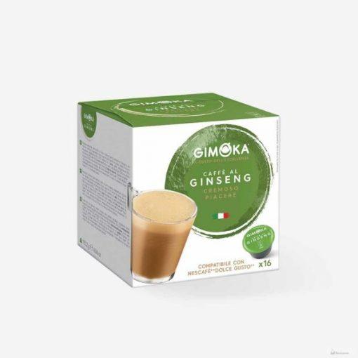 Gimoka Ginseng Dolce Gusto kávékapszula 16db