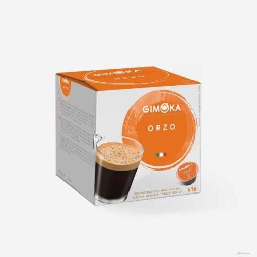 Gimoka Orzo Dolce Gusto kávékapszula 16db