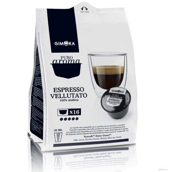 Gimoka Vellutato Dolce Gusto kávékapszula 16x7gr.